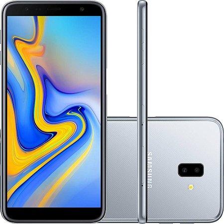 Celular Samsung Galaxy J6+ 32GB - Prata