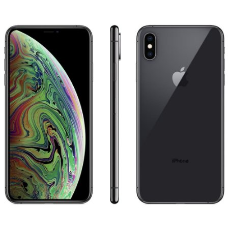 iPhone XS Max 64GB - Cinza Espacial