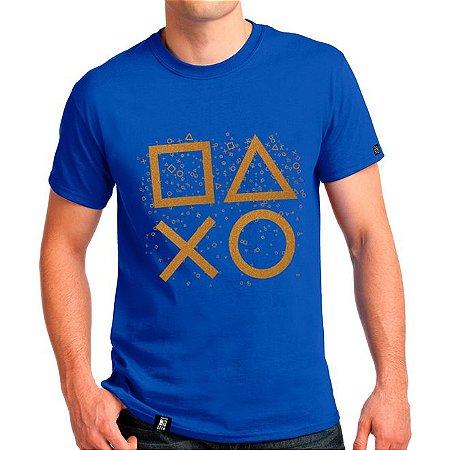 Camiseta PlayStation Days of Play