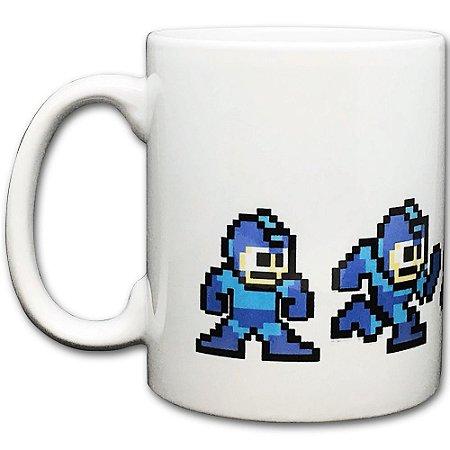 Caneca Megaman - Level Hard