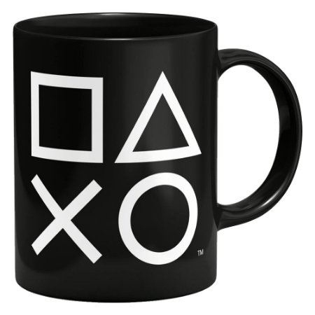 Caneca PlayStation - Classic Symbols