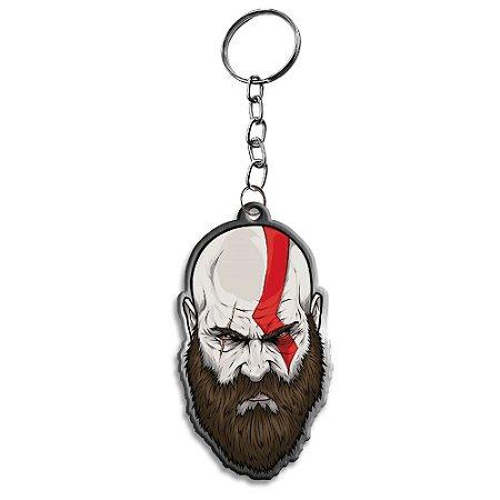 Chaveiro God Of War - Kratos
