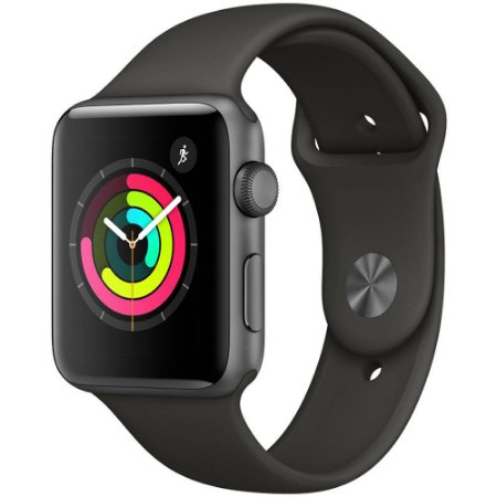 Apple Watch Series 3 38mm - Cinza Espacial