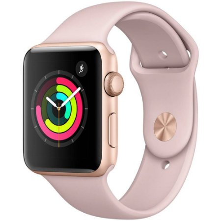 Apple Watch Series 3 42mm - Ouro Rosa