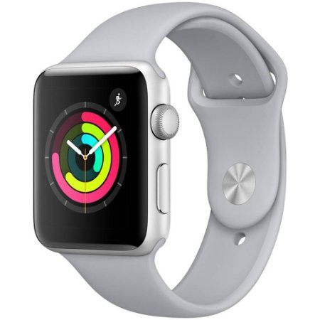 Apple Watch Series 3 42mm - Prateado