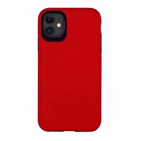 Capinha Antichoque Vermelha - iPhone 11 - iWill