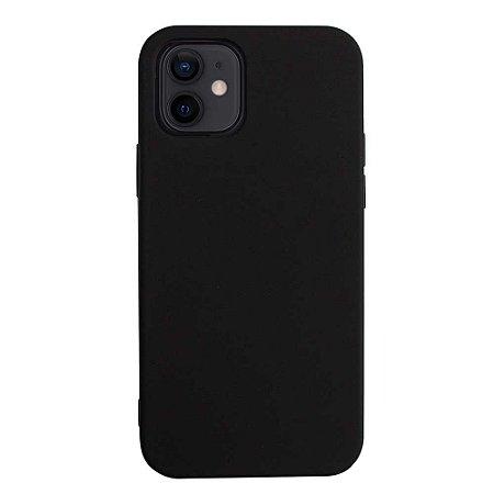 Capinha TPU Preta - iPhone 12 Mini - iWill