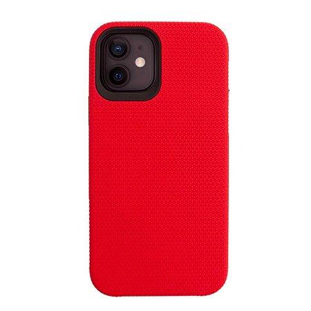 Capinha Antichoque Vermelha - iPhone 12 Mini - iWill