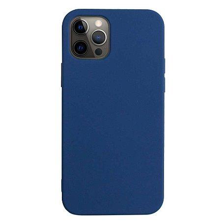 Capinha TPU Azul Marinho - iPhone 12 Pro Max - iWill