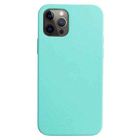 Capinha TPU Verde Menta - iPhone 12 Pro Max - iWill