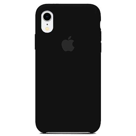 Capinha Silicone - iPhone XR - Várias Cores