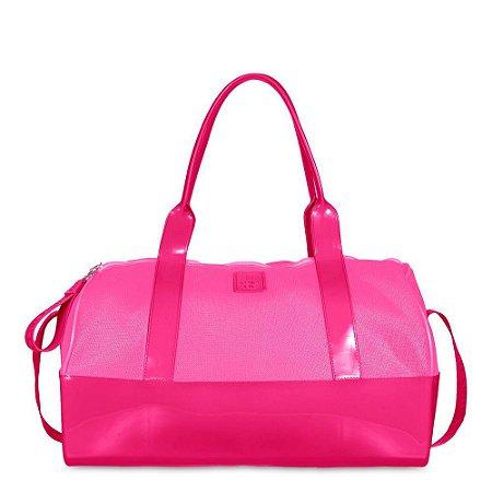 Bolsa Tecido PJ4626 Mesh Pink Lemonade/Pink Lemonade