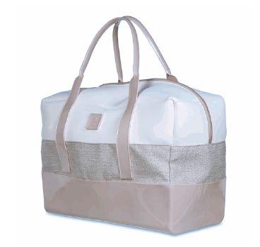 Bolsa de Tecido PJ4412 Lycra/Glitch/Bege/Clericot