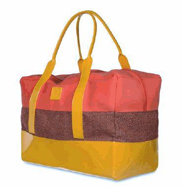 Bolsa Tecido PJ4412 Lycra/Glitch/Laranja/Huricanne