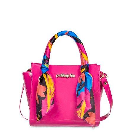 Bolsa PJ4359 SUP Florida Pink Limonade/Black