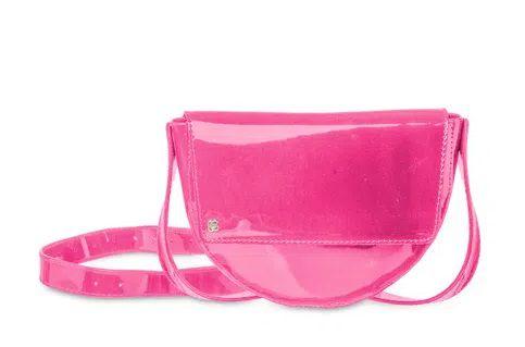 Bolsa Jix PJ4976 Verniz Pink Xilofone