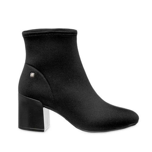 Bota Sock Petite jolie PJ4913 Preto