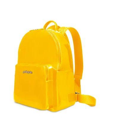Mochila Kit Petite jolie PJ2032 J-lastic amarelo violao