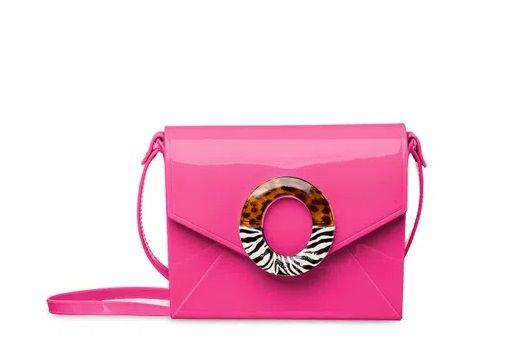 Bolsa Hello Petite jolie PJ4865 J-lastic  Pink/onca/zebra