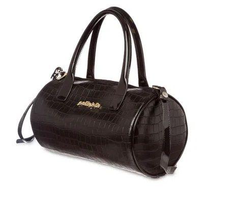 Bolsa Dory Petite jolie PJ5006  Croco Preto