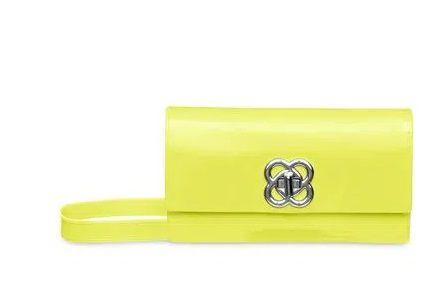 Bolsa Wallet PJ4996 J-Lastic Verde Abacate