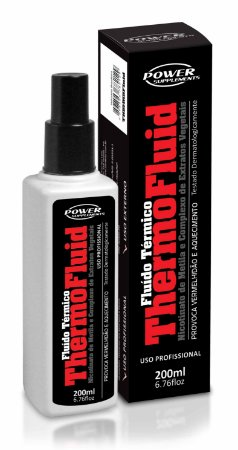 Thermo Fluid Power Supplements - Termogênico em Spray
