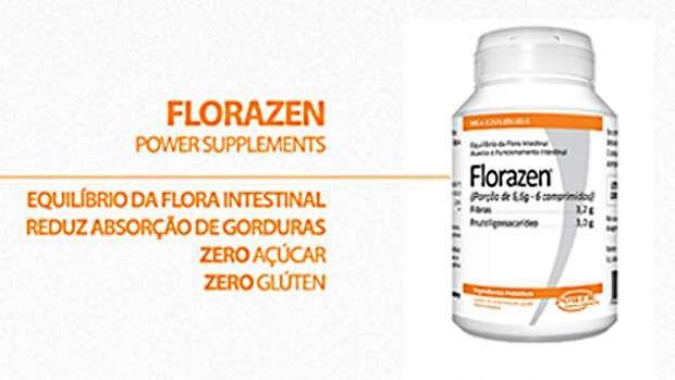 Florazen Power Supplements 90 Cápsulas