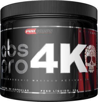 ABS Pro 4K Pro Corps 60 Cápsulas - Pro Corps