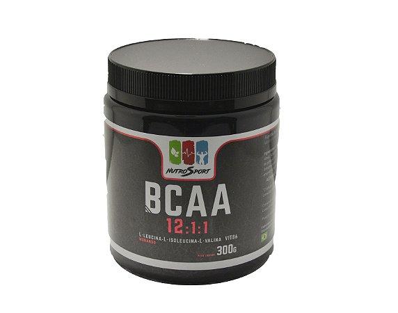 BCAA 12:1:1 NutroSport 300g
