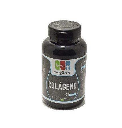 Colágeno Hidrolisado NutroSport 120 Cápsulas