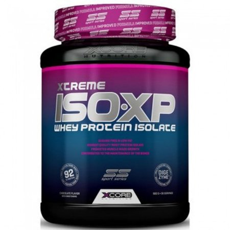 ISO-XP - X-core Nutrition - Whey Protein Isolado 900g