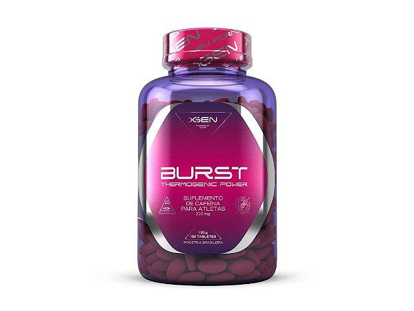 BURST Thermogenic Power 120 Tabletes Xgen Nutrition