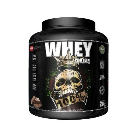 Whey 100% Hiperconcentrado Pro Corps 2kg