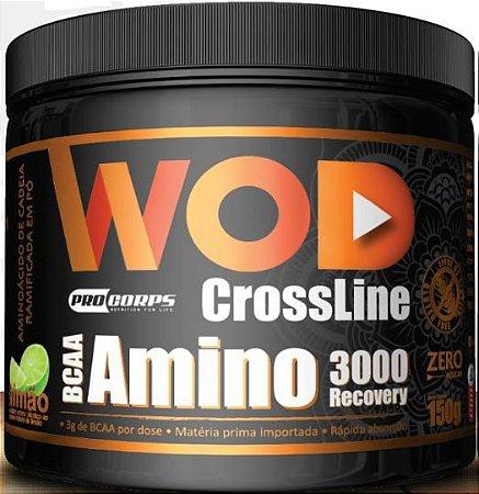 BCAA Amino Recovery 3000 Pro Corps Crossline 200g