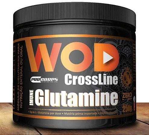 Glutamina Imune Pro Corps Wod Crossline 250g