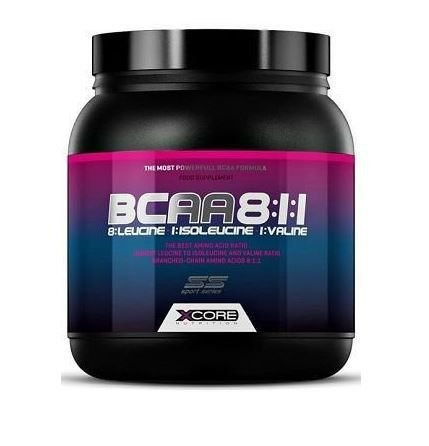 BCAA 8:1:1 Xcore Nutrition 300g