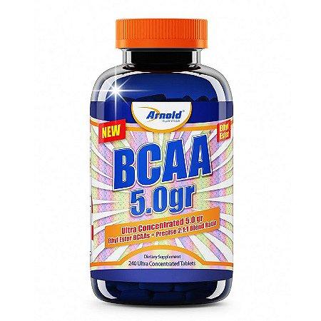 BCAA 5.0GR 240 TABS Arnold Nutrition
