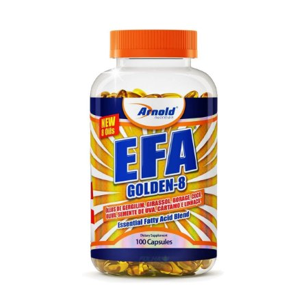 EFA GOLDEN-8 100 SOFTGELS Arnold Nutrition