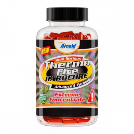 THERMO FIRE HARDCORE Arnold Nutrition 60 TABS