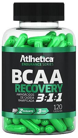 BCAA Recovery 3:1:1 Atlhetica Nutrition 120 Caps