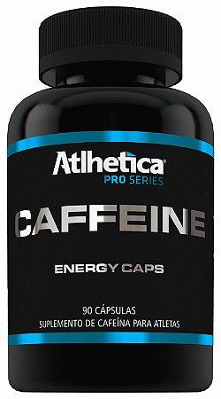 CAFFEINE PRO SERIES 90 CAPS Atlhetica Nutrition