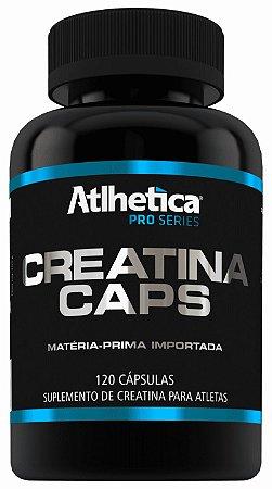Creatina em Cápsulas Atlhetica Nutrition Pro Series