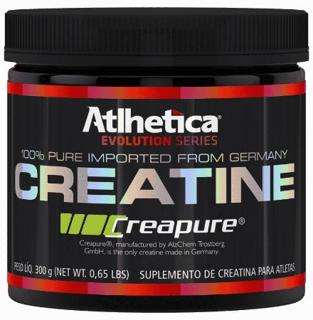 Creatina Creapure Atlhetica Nutrition 300g