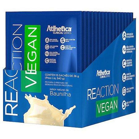 Reaction Vegan Atlhetica Nutrition 15un 36g