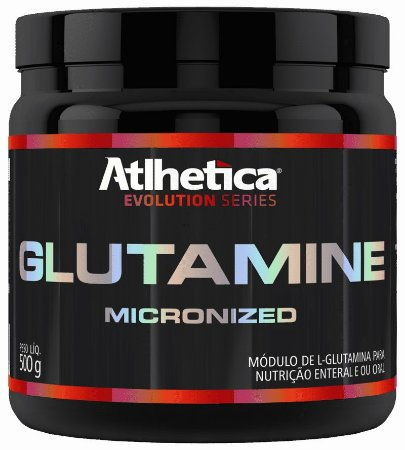Glutamine Micronized Athletica Nutrition Evolution Series