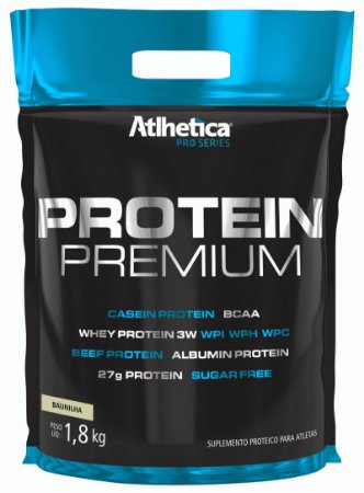 Protein Premium 1.8kg Refil Athletica Nutrition