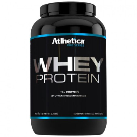 Whey Protein Atlhetica Nutrition 1kg Pro Series