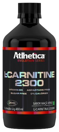 L-Carnitine 2300 Atlhetica Nutrition 480ml