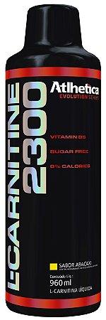 L-Carnitine 2300 Atlhetica Nutrition 960ml