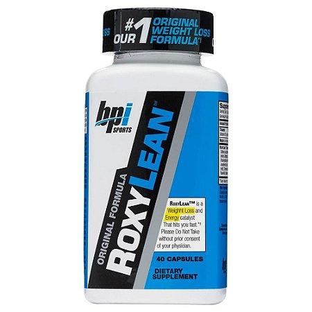 RoxyLean BPI SPORTS 40 Cápsulas